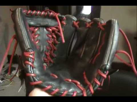 How To Customize Your Baseball Glove - Pimp My Glove