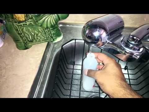 DIY: Eyeglass Cleaning Solution (Homemade)