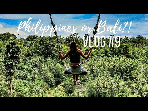 PHILIPPINES 🇵🇭 OR BALI 🇮🇩 | STRANDED IN BALI FOR 24 HOURS. WHAT TO DO?