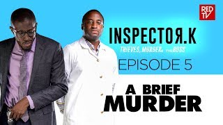 INSPECTOR K / SEASON 2 / EPISODE 4 / IN-CHARGE | Music Jinni