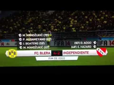 FIFA 14 DESCONECTANDO PELA EA