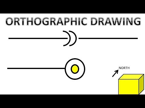 What is Orthographic Drawing?