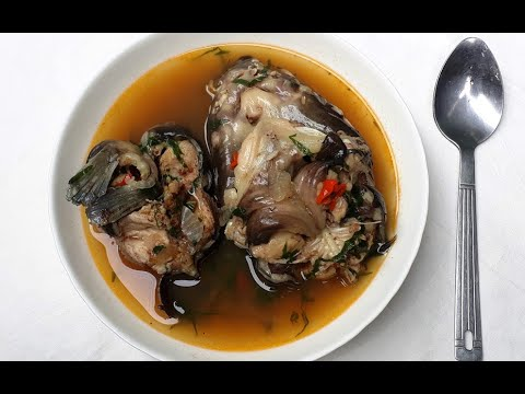 Cat Fish peppersoup | The Point and Kill Peppersoup in Nigeria