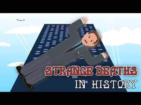 Strange Deaths in History (20th Century)