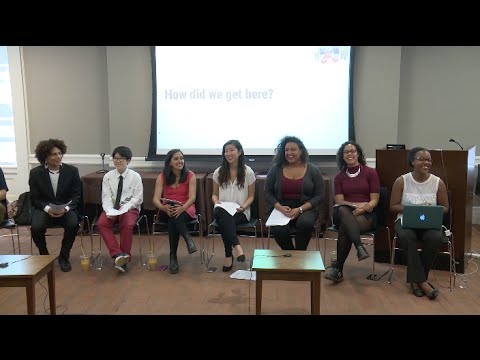 Roundtable on Student Activism, Institutional Change, and