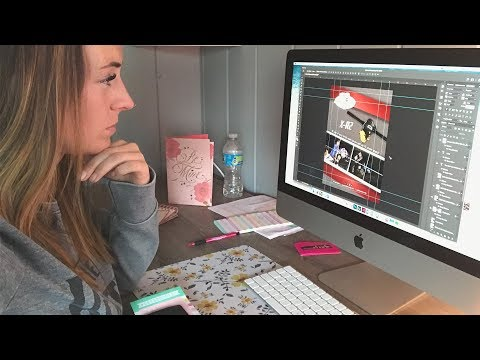 Creating A Magazine Ad