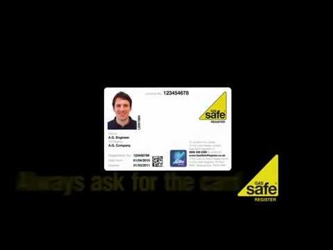 Stay Safe with Gas Safe Register 2