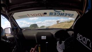 Nicky Grist Stages 2018 ONBOARD CAVE SS5
