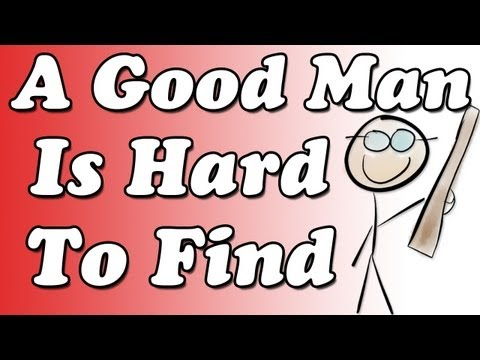 A Good Man is Hard to Find by Flannery O' Connor (Summary and Review) - Minute Book Report