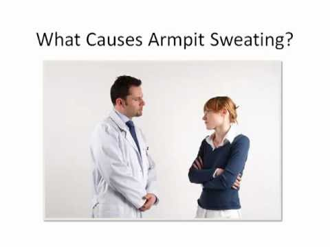 Reduce Armpit Sweating - Say Goodbye to Sweat Stains!