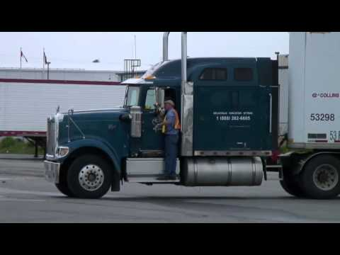 Driving Instructor Odessa Kingston Crossroads Truck Training Academy ON