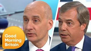 How Will a Heathrow Airport Expansion Affect Brexit?   Good Morning Britain
