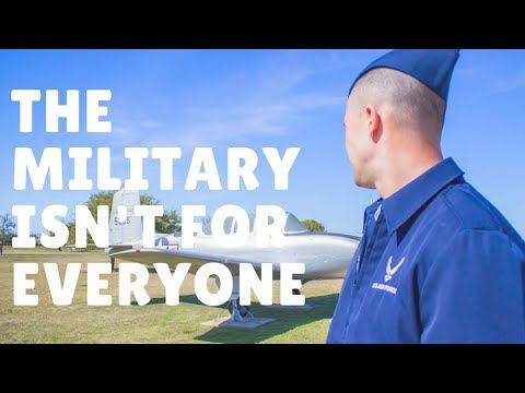 The Military Isn't For Everyone and That's Okay [Military Spouse Guides]