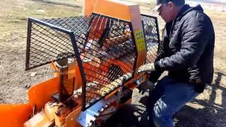 Range Road RR20T 20 Ton Firewood Processor