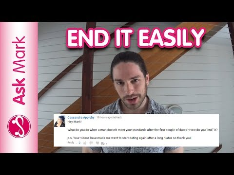 How To End Things Early And Easily - Ask Mark #46