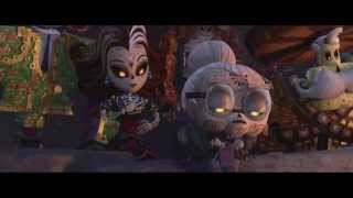 """The Apology Song from """"The Book of Life"""" (Toro I"""