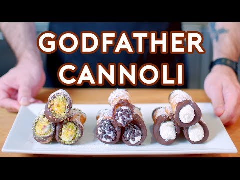 Binging with Babish: Cannoli from The Godfather