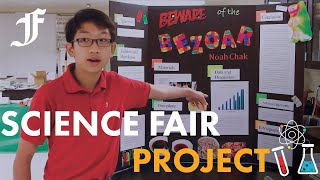 Download 2016 Junior High Science Fair Projects (Fairmont Private Schools) Video