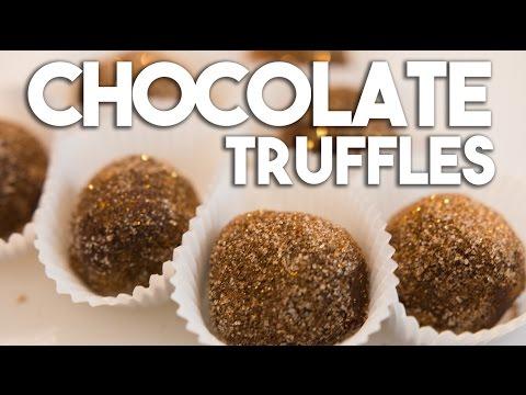 CINNAMON sugared CHOCOLATE Truffle - 12 Days of Christmas