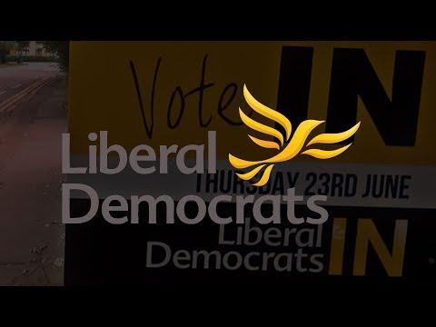 The Liberal Party and the Liberal Democrats - Professor Vernon Bogdanor FBA CBE