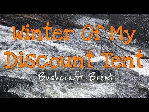 Winter Of My Discount Tent | Episode 9
