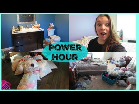 POWER HOUR | 5 ROOMS!!!