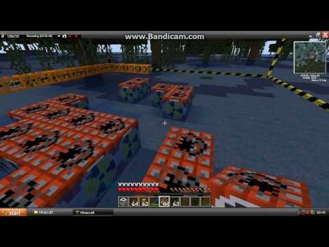 How To Build A Quarry In MineCraft Technic Pack