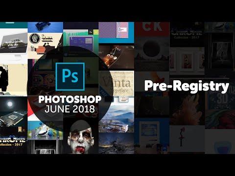 Adobe Photoshop CC 2018 Essentials Course - Pre-registration