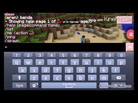 Let's Play w/ Tom Cablo Minecraft PE 0.8.1 (Multiplayer Sever) - vural_fbö (Episode 1)