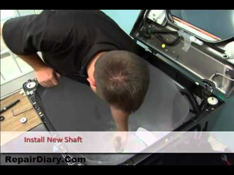 Noisy Top Load Washer Bearing Replacement.mp4