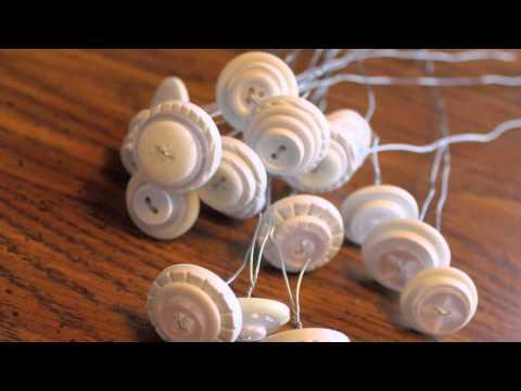 Blumenthal Button Bouquet
