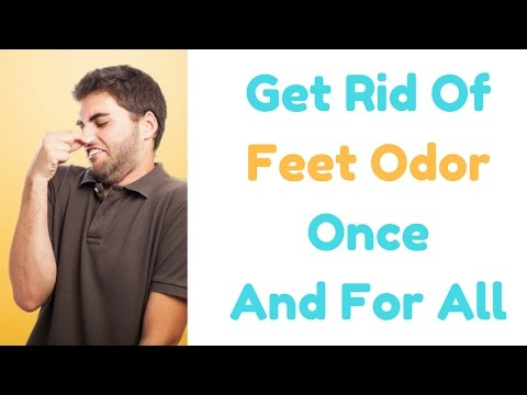 How to Get Rid of Feet Odor Naturally | Treat Smelly Feet With These Tested Methods for 100% Cure