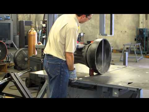 Cutting Fiberglass on a Forrest Bandasw