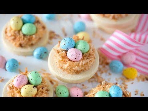 How to Make Easter Cookies