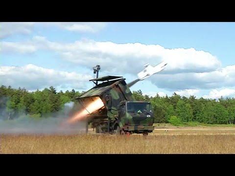Rheinmetall KZO UAV – Launch & Recovery