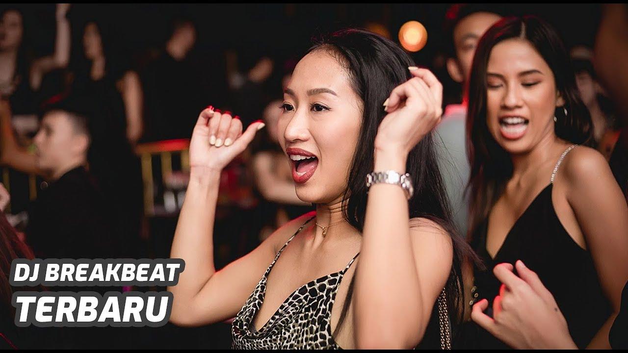 DJ BREAKBEAT TERBARU MUSIC MELODY 21 FULL BASS LIVE DJ