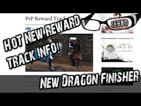 NEW Dragon Finisher and PvP reward track Blog post!