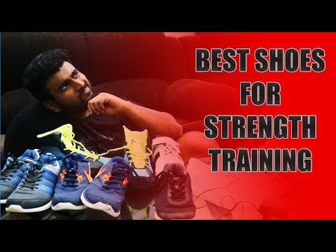 Best Affordable Gym Shoes in 2018 for Indians (For heavy Lifting)