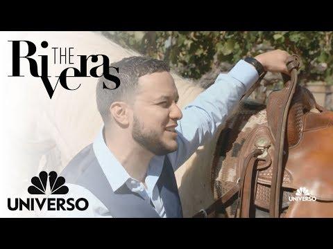 Lorenzo getting ready to propose   The Riveras   Universo
