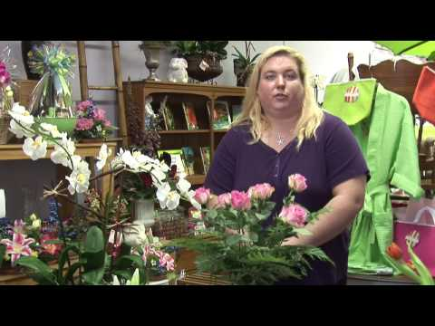 Flower Arrangements : How to Preserve Fresh Flowers