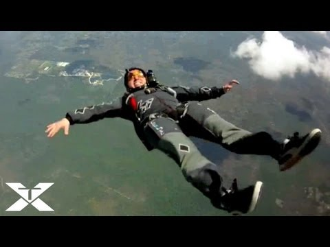 Skydiving Flight Training