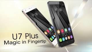 OUKITEL U7 Plus first external view, resembles iPhone 6s plus
