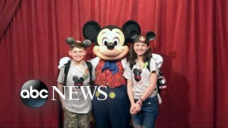 A magical family vacation and Mickey Mouse