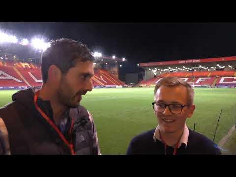 Charlton 0 Shrewsbury 1 - Lewis Cox and Nathan Judah analysis
