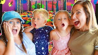SURPRISING OUR 4 YEAR OLDS! 😱ADORABLE REACTIONS!