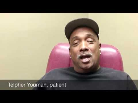 How Herbal injections cured back of the heel pain. Patient: Telpher Youman