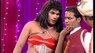 Jabardasth - Chammak Chandra Performance on 7th March 2013