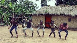 Masaka Kids Africana Dancing I Love You Africa (Official Music Dance Video #2)