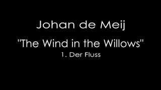 Johan De Meij - The Wind In The Willows (landesjugendblasorchester Rheinland-pfalz)