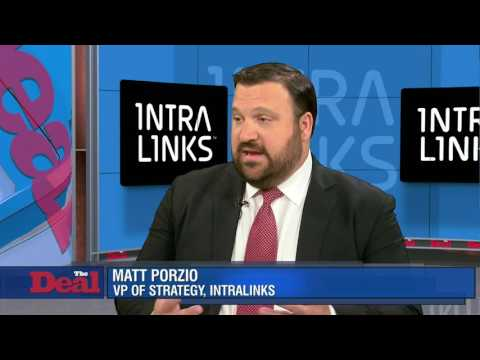 Intralinks Says Number of Deals in Q1 Should Rise 5%